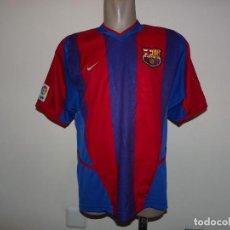 Coleccionismo deportivo: CAMISETA FC BARCELONA NIKE. Lote 195401266