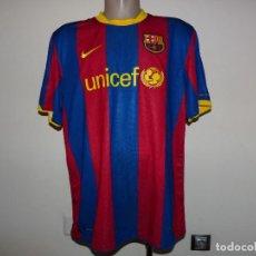 Coleccionismo deportivo: CAMISETA FC BARCELONA NIKE UNICEF. Lote 195403800
