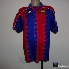 Coleccionismo deportivo: CAMISETA FC BARCELONA KAPPA. Lote 195405083