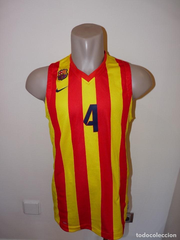 camiseta baloncesto fc barcelona sanchez nike - Comprar ...