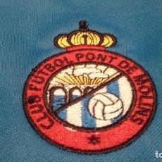 Collezionismo sportivo: CF PONT DE MOLINS MATCH WORNCAMISETA PORTERO VINTAGE (EXCLUSIVA EN TC). Lote 197059485