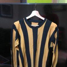 Coleccionismo deportivo: ANTIGUA CAMISETA DE FUTBOL DE ALGODON AÑOS 70 - DESCONOZCO EQUIPO - MEDIDA 78 LARGO Y 44 CM AXILA. Lote 198236441