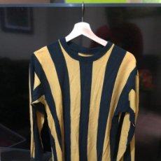 Coleccionismo deportivo: ANTIGUA CAMISETA DE FUTBOL DE ALGODON AÑOS 70 - DESCONOZCO EQUIPO - MEDIDA 78 LARGO Y 44 CM AXILA. Lote 198236670