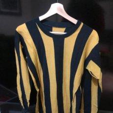Coleccionismo deportivo: ANTIGUA CAMISETA DE FUTBOL DE ALGODON AÑOS 70 - DESCONOZCO EQUIPO - MEDIDA 78 LARGO Y 44 CM AXILA. Lote 198237437