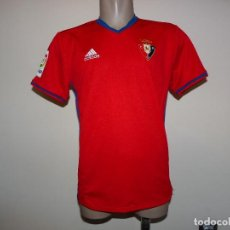 Coleccionismo deportivo: CAMISETA FUTBOL CLUB ATLÉTICO OSASUNA ADIDAS. Lote 198506325