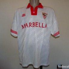 Coleccionismo deportivo: CAMISETA SEVILLA FUTBOL CLUB UMBRO . Lote 198514515