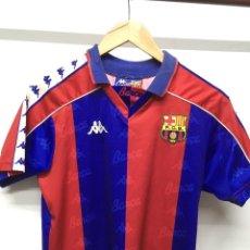 Coleccionismo deportivo: CAMISETA. FC BARCELONA. KAPPA-DREAM TEAM. TALLA S (NIÑO). Lote 198920025