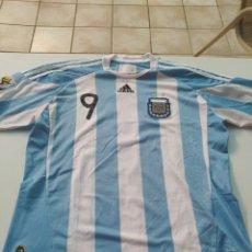 Coleccionismo deportivo: CAMISETA DE SOUTH AFRICA 2010 ARGENTINA HIGUAIN. Lote 203013963