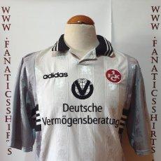 Coleccionismo deportivo: CAMISETA FUTBOL 1. FC KAISERSLLAUTERN 1998-1999 ADIDAS. Lote 203241370