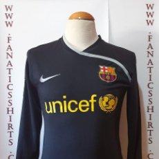 Coleccionismo deportivo: F.C BARCELONA 2008-2009 GOALKEEPER CAMISETA FUTBOL. Lote 204003738