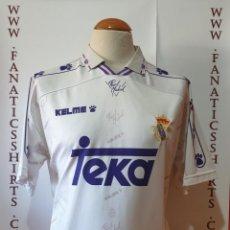 Coleccionismo deportivo: REAL MADRID 1994-1995 CAMISETA FUTBOL KELME. Lote 204009551