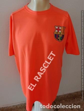 ANTIGÜA CAMISETA PENYA BLAUGRANA -BADIA DEL VALLÉS - TALLA XL (Coleccionismo Deportivo - Ropa y Complementos - Camisetas de Fútbol)