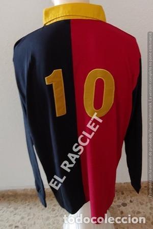 Coleccionismo deportivo: ANTIGÜA CAMISETA / POLO / SUDADERA - MANGA LARGA -- F.C. BARCELONA - ORIGINAL TALLA XL - Foto 2 - 204545326