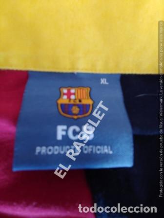 Coleccionismo deportivo: ANTIGÜA CAMISETA / POLO / SUDADERA - MANGA LARGA -- F.C. BARCELONA - ORIGINAL TALLA XL - Foto 3 - 204545326
