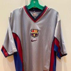 Coleccionismo deportivo: CAMISETA BARCELONA 2001 TALLA L. Lote 205660365