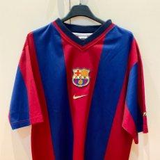 Coleccionismo deportivo: CAMISETA BARCELONA 1998 TALLA M. Lote 205661431