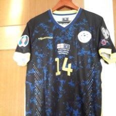 Coleccionismo deportivo: CAMISETA VERSION PLAYER SELECCIÓN DE KOSOVO-INGLATERRA, BERISHA. Lote 205678880