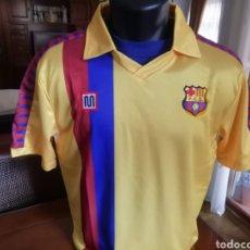 Coleccionismo deportivo: FC BARCELONA CAMISETA MEYBA. TALLA L. ETIQUETA. AÑOS 80.. Lote 206173890