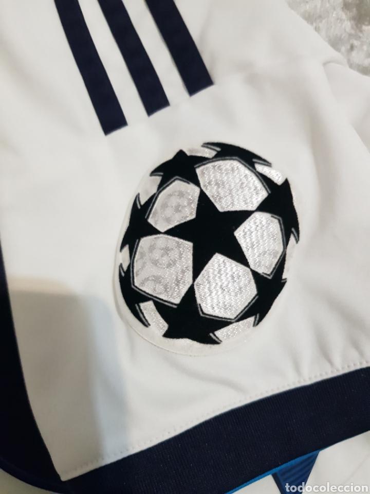Coleccionismo deportivo: CAMISETA DE MODRIC REAL MADRID 2012 DORSAL 19 TALLA 164 - Foto 4 - 206183923