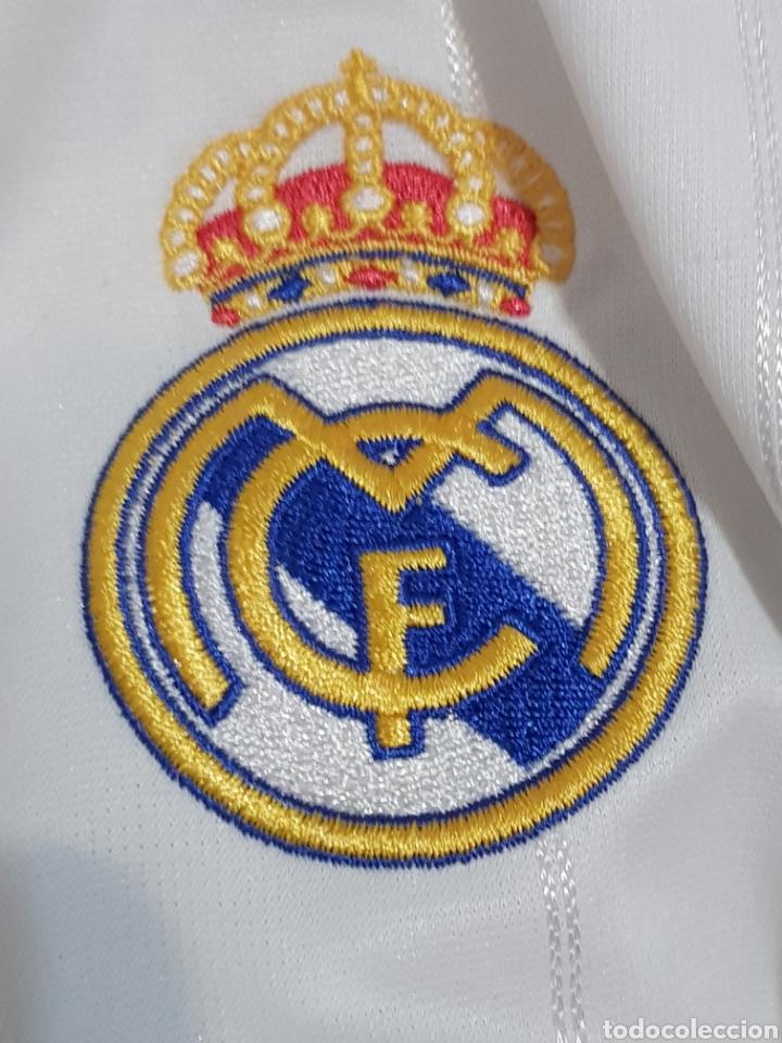 Coleccionismo deportivo: CAMISETA DE MODRIC REAL MADRID 2012 DORSAL 19 TALLA 164 - Foto 6 - 206183923