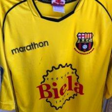 Coleccionismo deportivo: CAMISETA BARCELONA GUAYAQUIL 2003/2004. Lote 206449738