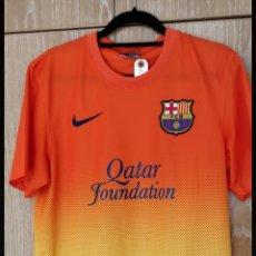 Coleccionismo deportivo: CAMISETA F.C. BARCELONA 2012-13. Lote 206497111