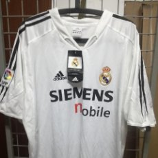 Coleccionismo deportivo: REAL MADRID XL NEW FOOTBALL FUTBOL CAMISETA SHIRT. Lote 206787206