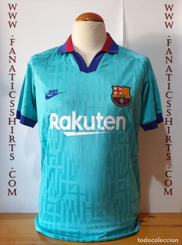 Inspeccionar Prisión Ejercer  f.c barcelona 2019-2020 away camiseta futbol ni - Buy Football T-Shirts at  todocoleccion - 207254491