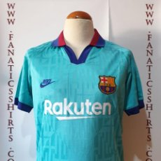 Coleccionismo deportivo: F.C BARCELONA 2019-2020 AWAY CAMISETA FUTBOL NIKE. Lote 207254491