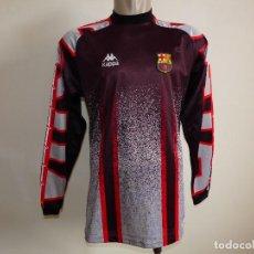 Coleccionismo deportivo: CAMISETA DE FUTBOL FC BARCELONA KAPPA VITOR BAIA. Lote 207369181