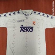 Coleccionismo deportivo: CAMISETA TEKA REAL MADRID. Lote 238676705