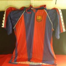 Coleccionismo deportivo: CAMISETA F.C BARCELONA KOEMAN 4.VER FOTOS. Lote 210762367