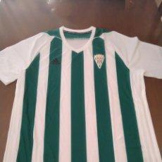 Coleccionismo deportivo: EL CORDOBA CF DONA UNA CAMISETA (TALLA XL). Lote 210981375
