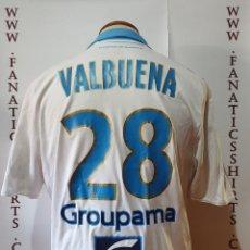Coleccionismo deportivo: #28 VALBUENA O.MARSEILLE 2008-2009 CAMISETA FUTBOL ADIDAS. Lote 211485610