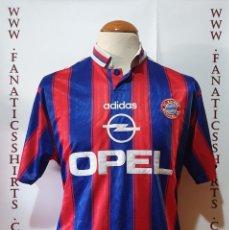 Coleccionismo deportivo: BAYERN MUNICH 1996-1997 CAMISETA FUTBOL ADIDAS. Lote 211492276