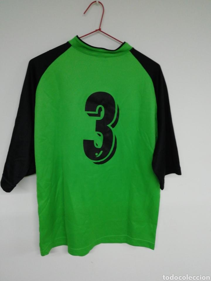 Coleccionismo deportivo: Camiseta JUGUI - AJUNTAMENT DE VALENCIA - Foto 2 - 212259345