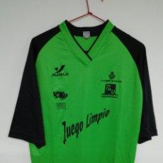 Coleccionismo deportivo: CAMISETA JUGUI - AJUNTAMENT DE VALENCIA. Lote 212259345