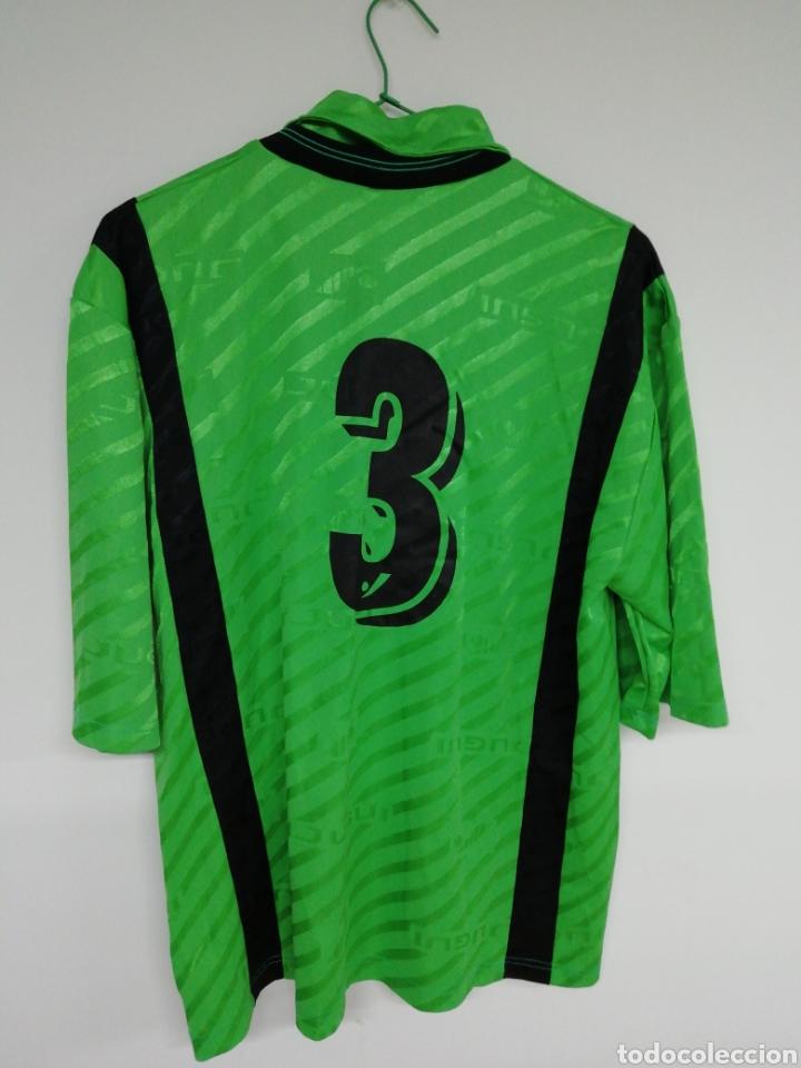 Coleccionismo deportivo: Camiseta SPORTING BENIMACLET - Foto 2 - 212376545