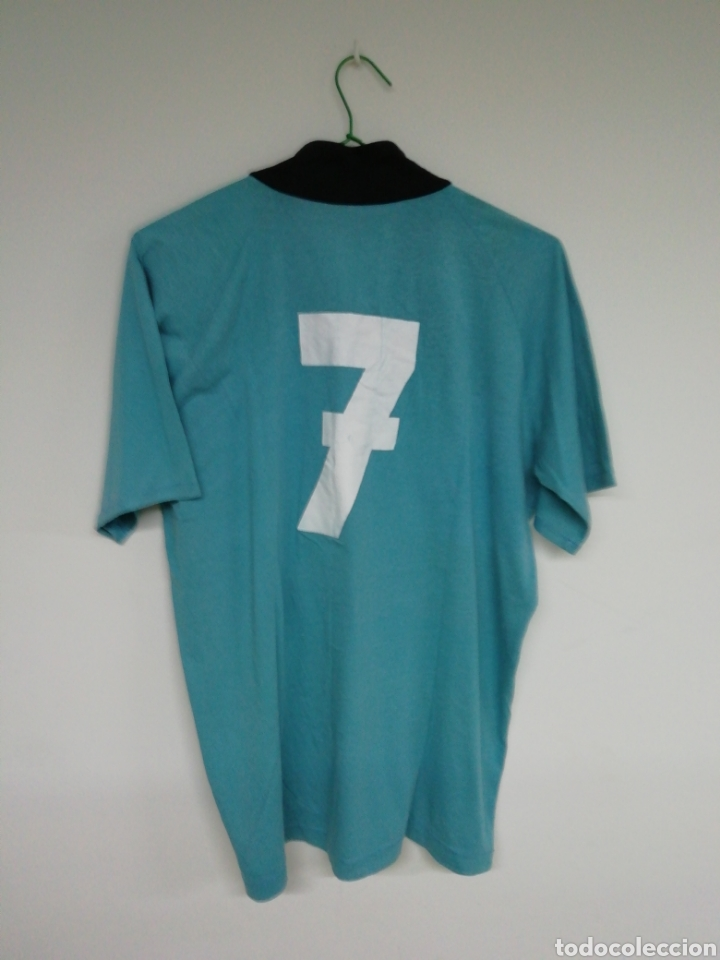 Coleccionismo deportivo: Camiseta A. D. QUART Fútbol Sala - Foto 2 - 212377110