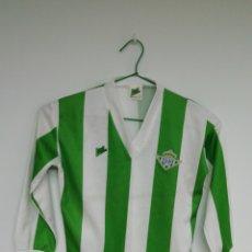 Coleccionismo deportivo: CAMISETA REAL BETIS BALOMPIE. Lote 212380578