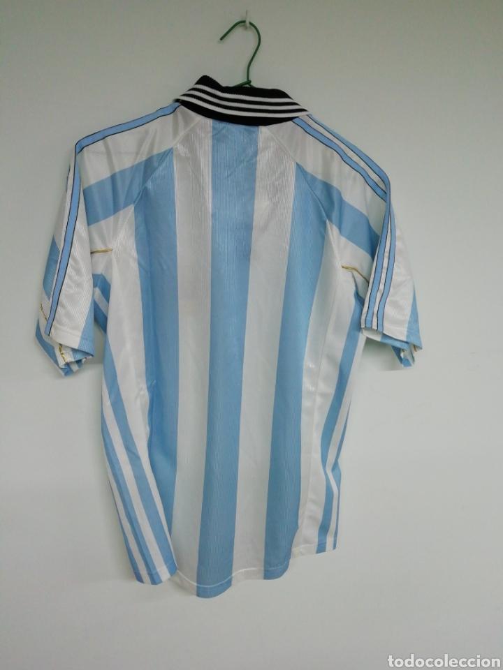 Coleccionismo deportivo: Camiseta ASOCIACION ARGENTINA DE FUTBOL - Foto 2 - 212383340