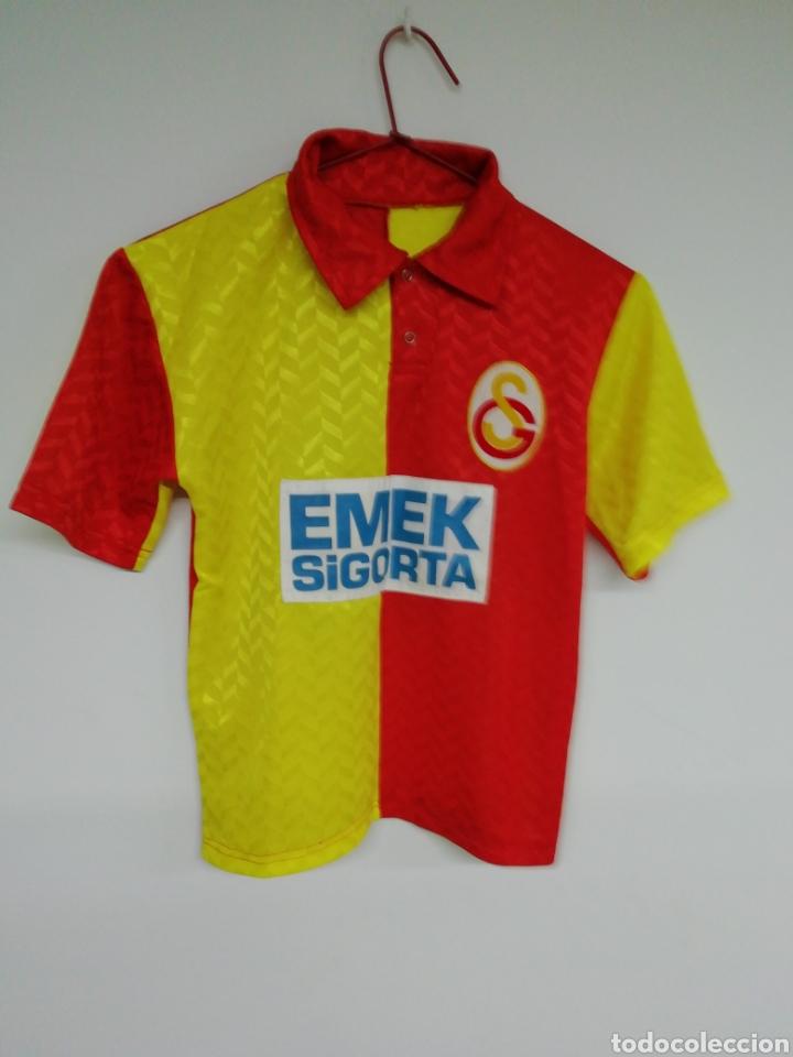 CAMISETA GALATASARAY SK (Coleccionismo Deportivo - Ropa y Complementos - Camisetas de Fútbol)
