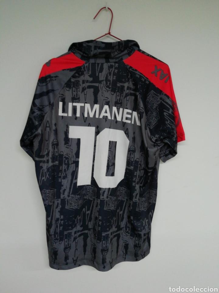 Coleccionismo deportivo: Camiseta AJAX AMSTERDAM - Foto 2 - 212386633
