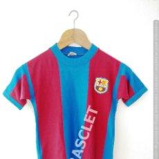 Coleccionismo deportivo: JERSEY / CAMISETA - FC BARCELONA -TALLA 1. Lote 212631445