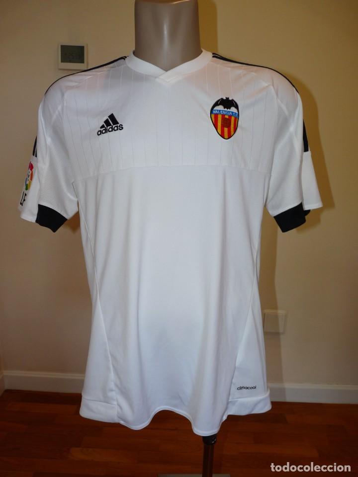 Injusto ligado Reparación posible  camiseta de futbol valencia c.f. adidas - Buy Football T-Shirts at  todocoleccion - 213087655
