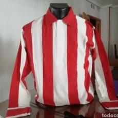 Coleccionismo deportivo: CAMISETA ATLETIC BILBAO ANTIGUA. TALLA XL. RELIQUIA.. Lote 213286331