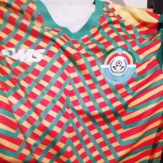 Coleccionismo deportivo: CAMISETA ETIOPÍA. MARCA ASM. TALLA L. RARA.. Lote 213588000