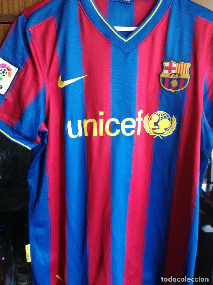 DANI ALVES FOR PLAYERS L FC BARCELONA CAMISETA FUTBOL FOOTBALL SHIRT (Coleccionismo Deportivo - Ropa y Complementos - Camisetas de Fútbol)