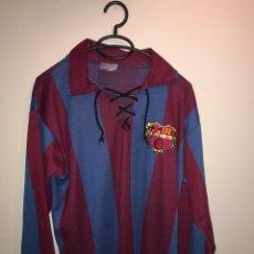Coleccionismo deportivo: RÉPLICA CAMISETA FC BARCELONA. Lote 215874650
