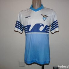 Collectionnisme sportif: CAMISETA DE FUTBOL S.S.LAZIO MACRON. Lote 216420001